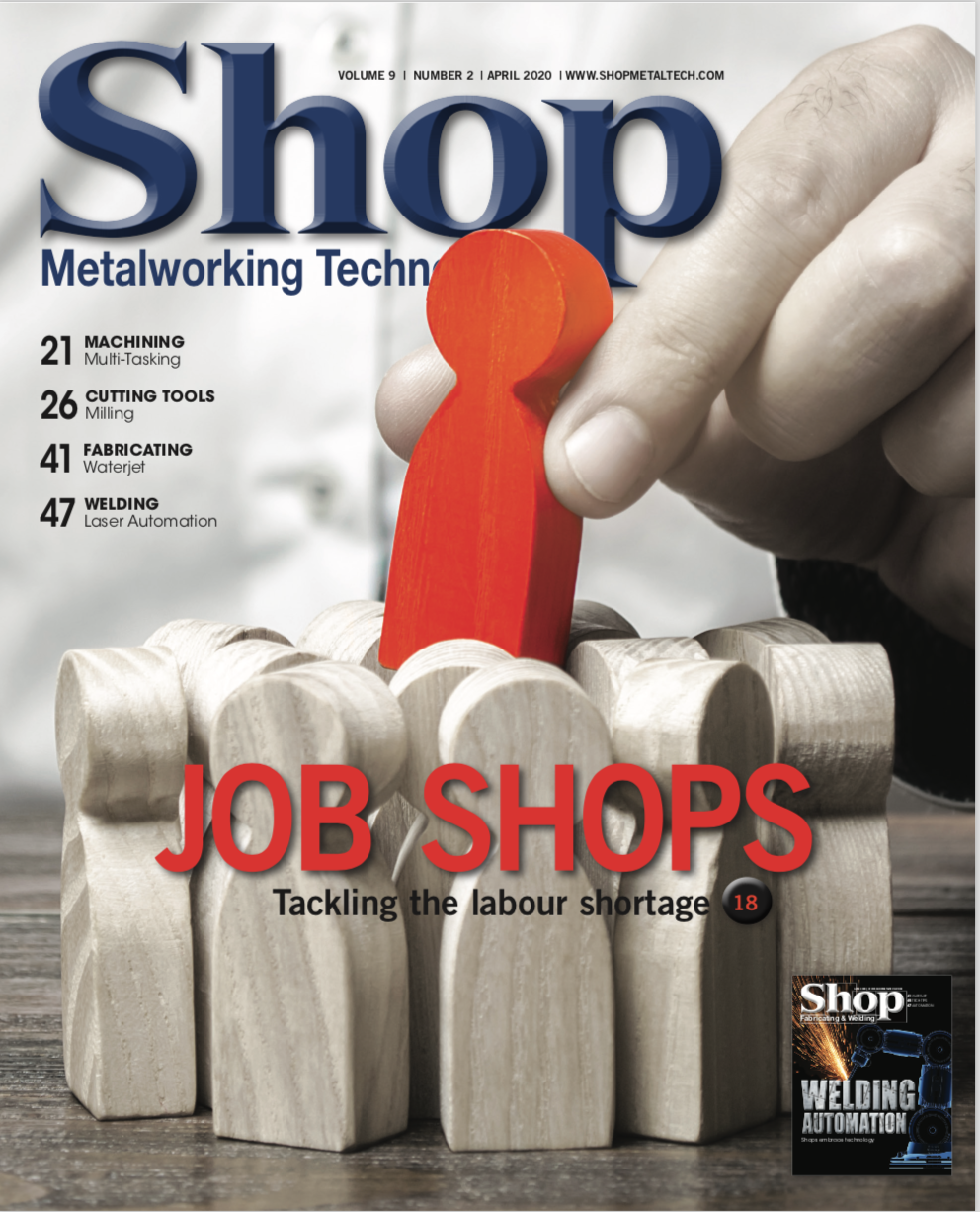Shop Metalworking Technology April 2020