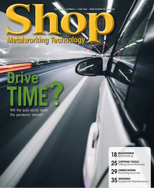 Shop Metalworking Technology Magazine June 2020