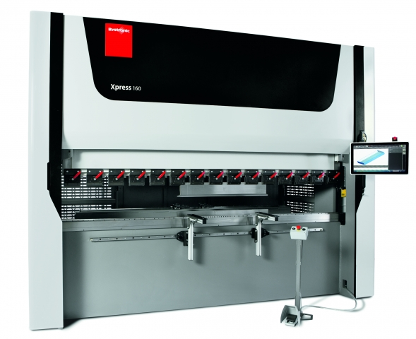 Xpress press brake by Bystronic