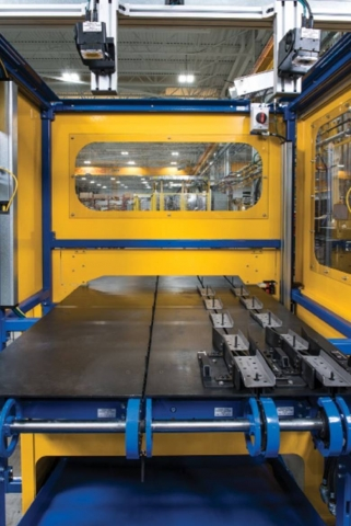 CenterLine's PinPoint solution optimizes robot part handling for automated processes