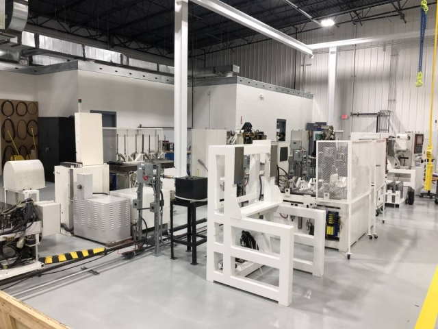 mazak spindle rebuild facility