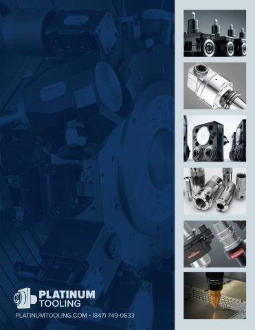 Platinum Tooling's 2020 catalog