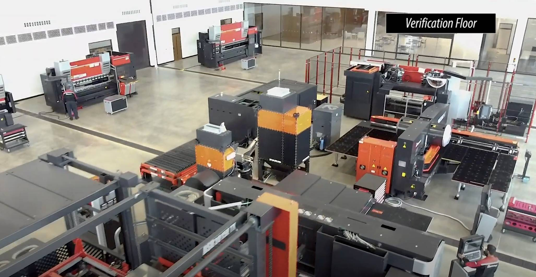 Amada's Carolina Technical Centre