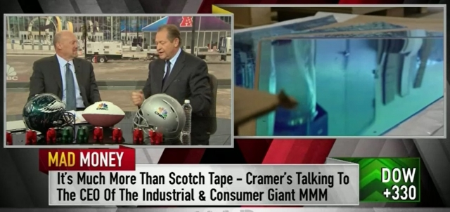 3M looks at electric car market
