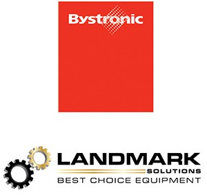 Landmark to distribute Bystronic in Western Canada