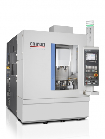 CHIRON DZ08 FX Precision Vertical Machining Center