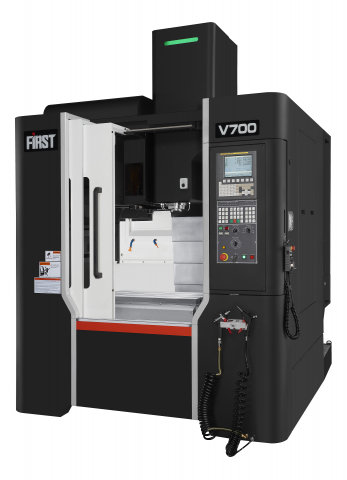 First's V 700 vertical machining centre