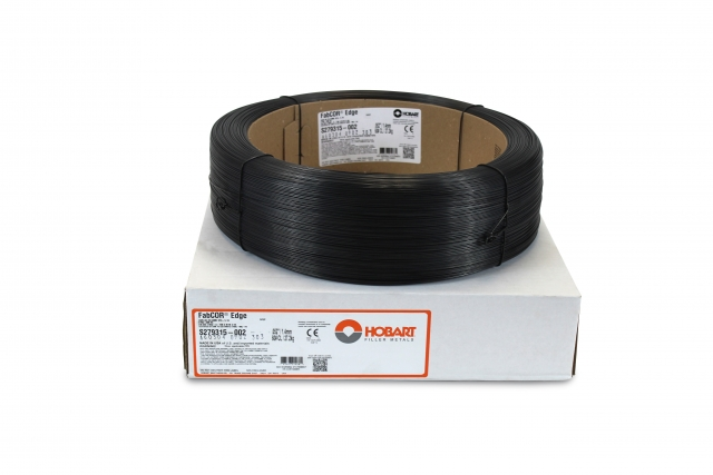 Hobart FabCOR Edge metal cored wire