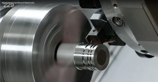 Horn USA: machining hardened materials