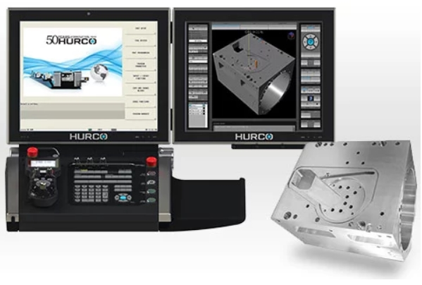 Hurco 3D Import with 3D DXF technology