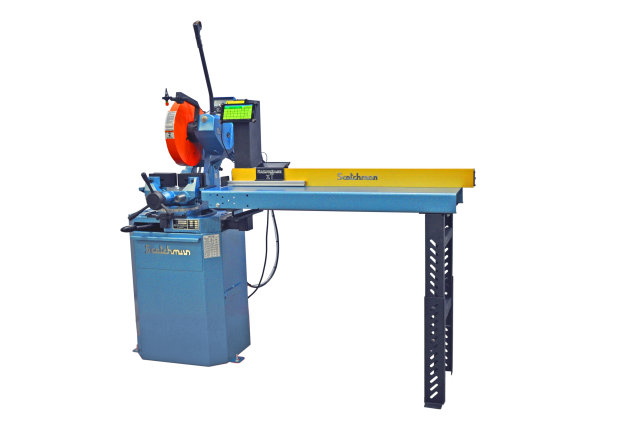 Scotchman's CPO 350 Saw plus the RG Digital Quick-Stop