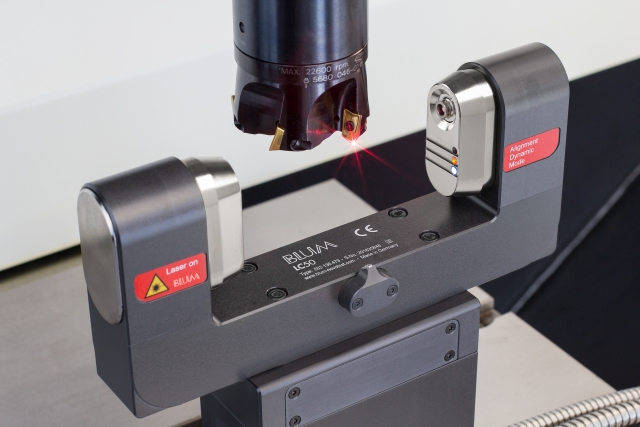 Blum-Novotest's new LC50 Digilog laser measuring system