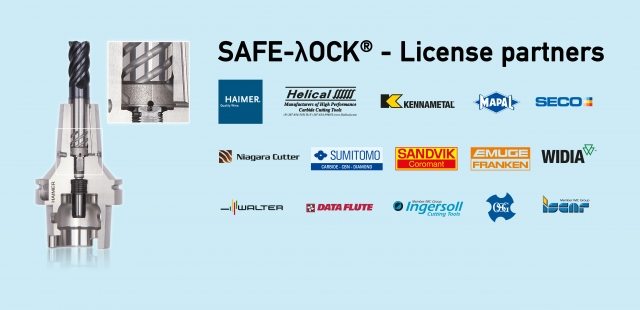 Haimer Safe Lock details and license partners