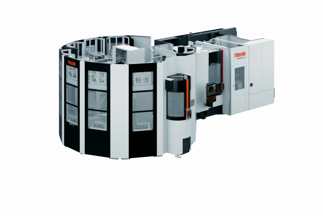Mazak HCN-5000 with MPP System