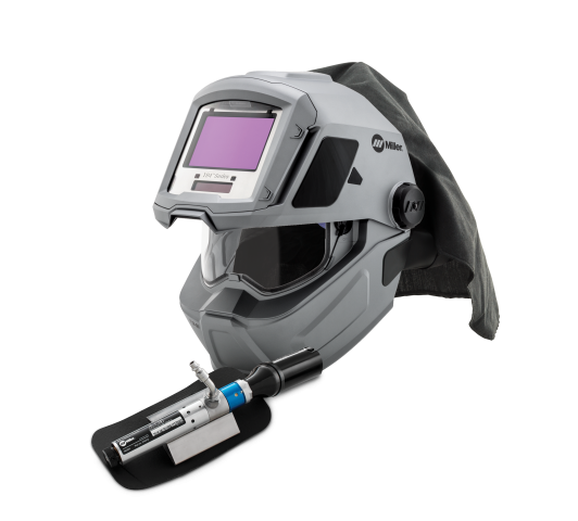 Supplied Air Respirator with T94i-R helmet