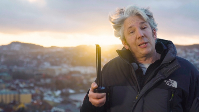 Edd China looks into tuned mass damping