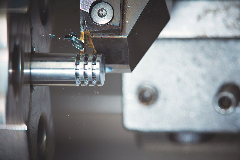 Current tooling offerings might enable machinists to run much faster, with longer tool life. Image: Seco