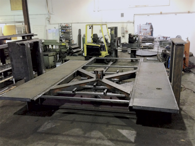 Absolute Fabrication and Machining Ltd. remains competitive by investing in equipment that gives the machine shop the ability to provide quality services at competitive pricing.