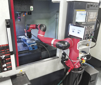 To remain competitive, Brematech continually invests in new machine tools and automation.
