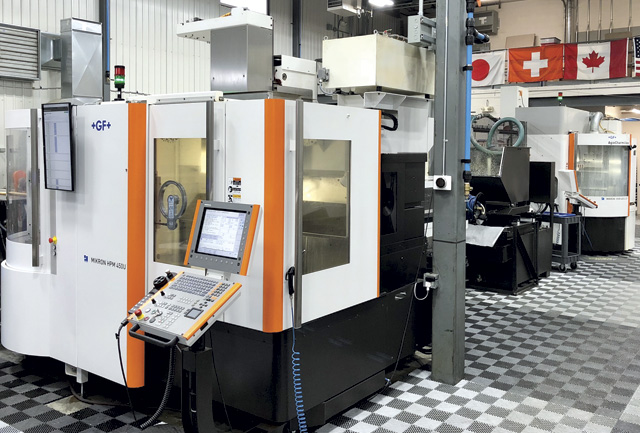 supplier:  GF Machining Solutions