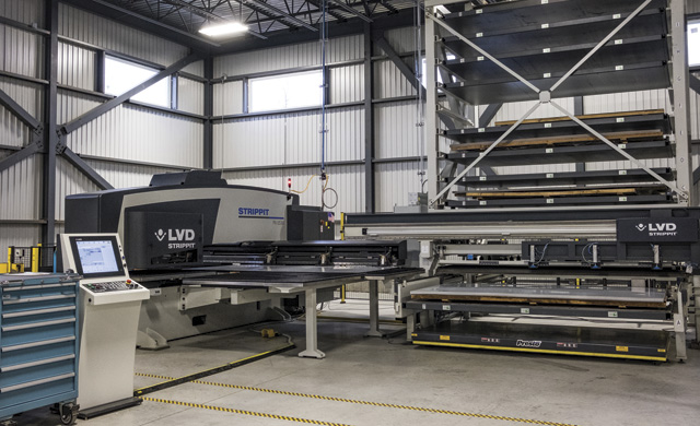 MTL Technologies' $6 million expansion investment in its facility and new fabricating equipment to bring outsourced work inhouse has helped the company become more competitive.