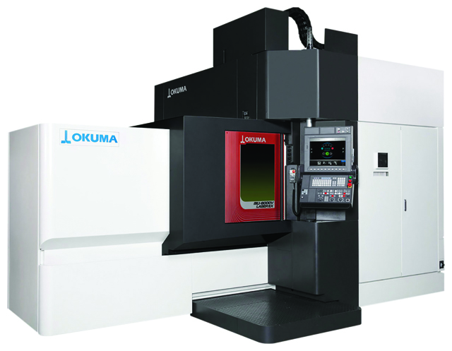 Okuma has partnered with TRUMPF for its hybrid additive machine tools.