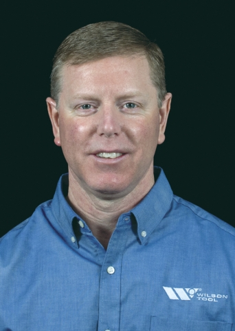 Steve Brown is bending product manager,  Wilson Tool International.