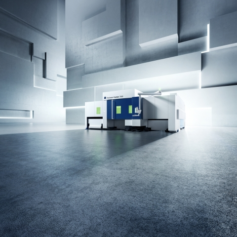 TRUMPF's TruLaser Center 7030