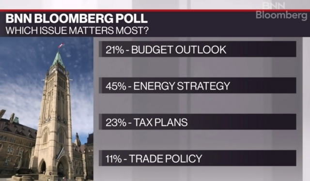 BNN Bloomberg on the federal election call: which issues matter most?