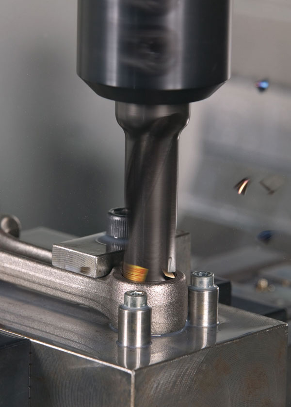 Chipping away at a problem | Cutting Tools | Machining Technology