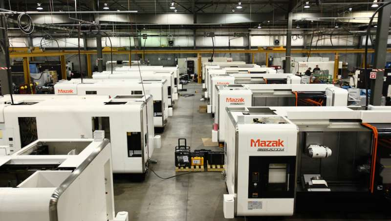 GN Corporation invests in Mazak multi-tasking machining automation