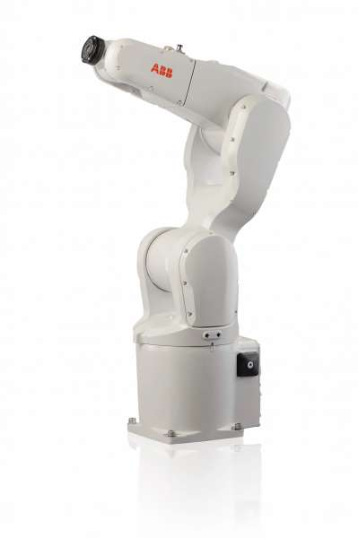 ABB IRB 1200 small footprint, large work space robot