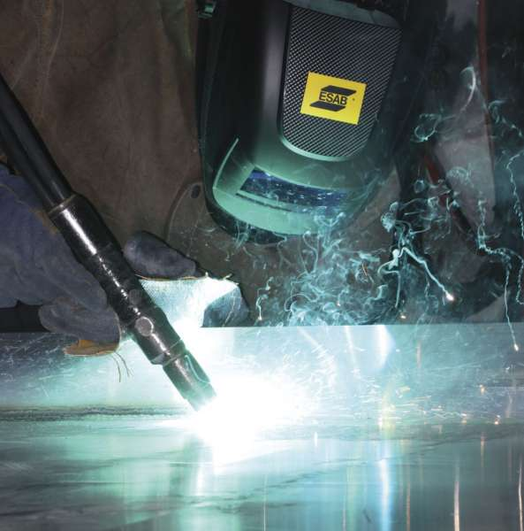 Keep aluminum surfaces clean, dry and degreased to ensure effective welds, says Thomas Pfaller, technical services engineer with AlcoTec Wire, an ESAB brand.