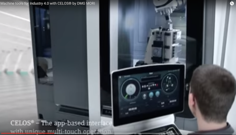 DMG MORI machine tools for industry 4.0