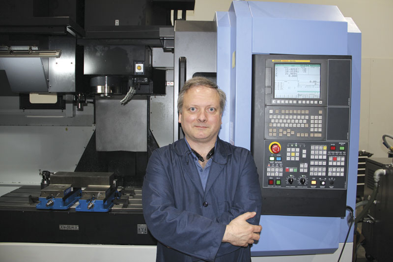 Douglas Rizzo is training coordinator at Doosan Infracore America Machine Tools.