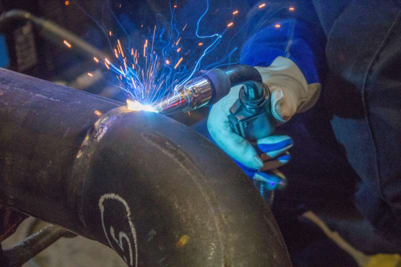 file photo welding