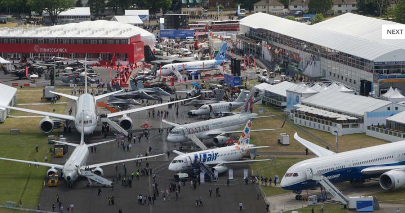Image: Farnborough International Airshow