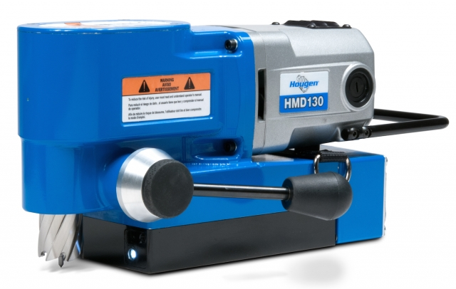 Hougen's HMD130 ultra low profile magnetic drill