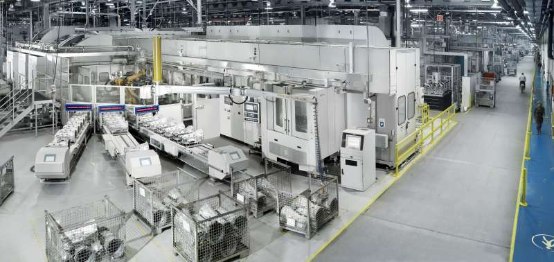 Heller Machine Tools' factory of the future