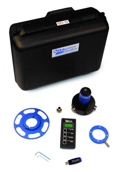 Kitigawa NorthTech's digital Grip Force Analyzer software and kit