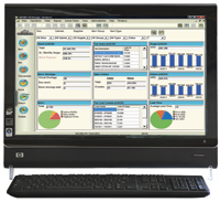 Fig.4-Tool management software is an important part of a tool vending system and many systems can be interfaced with ERP systems.