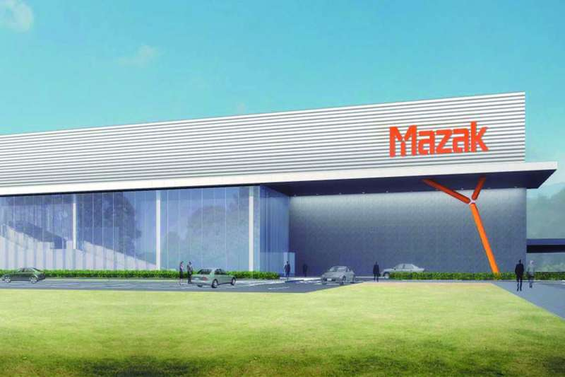 Mazak to construct new plant in Japan
