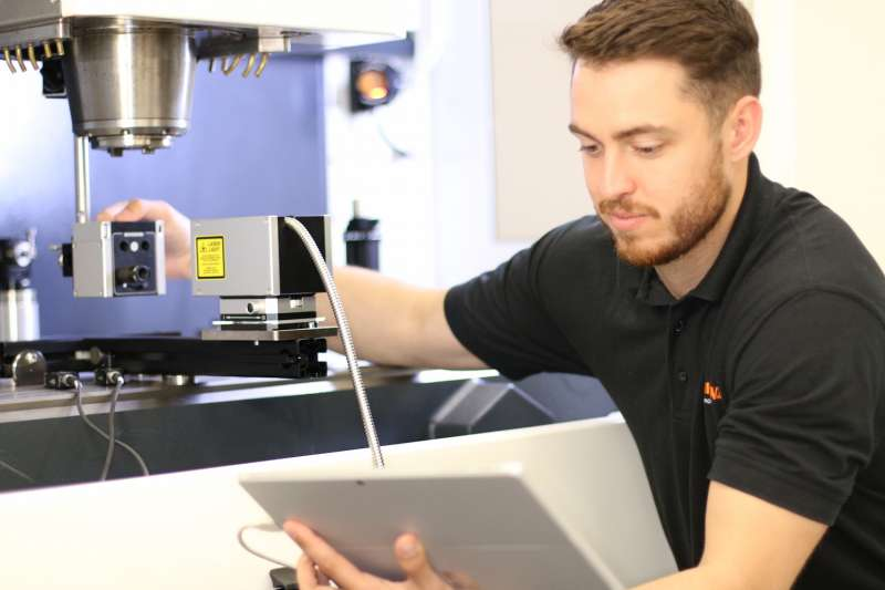Renishaw Multi-axis calibrator