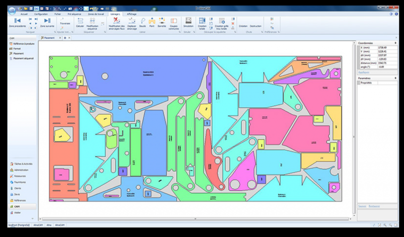 New generation CAM software for sheet metalworking