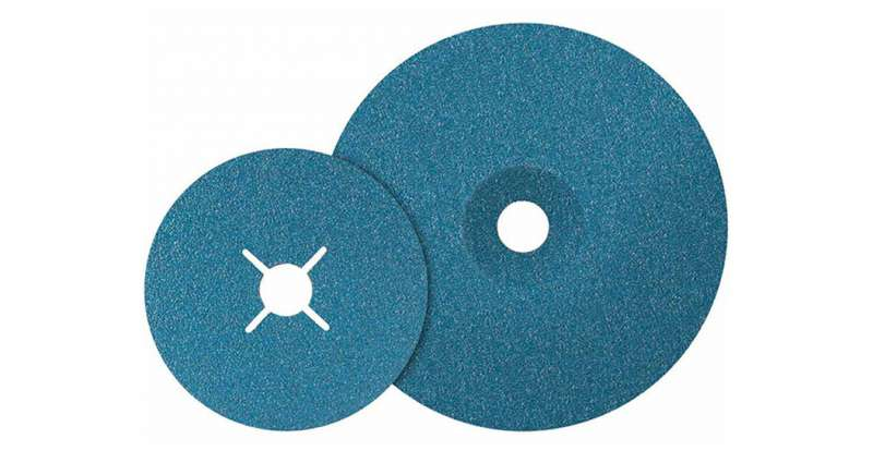 Walter Surface Technologies new and improved sanding disc Topcut