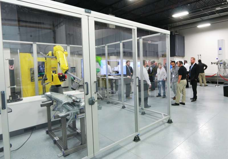 Zeiss Industrial Metrology opens car body inspection facility
