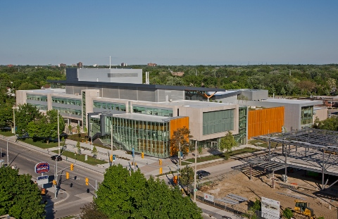 University of Windsor's Centre for Engineering Innovation (CEI)