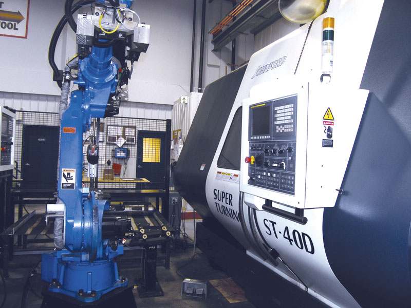 Machining investments help to improve efficiency and the bottom line.