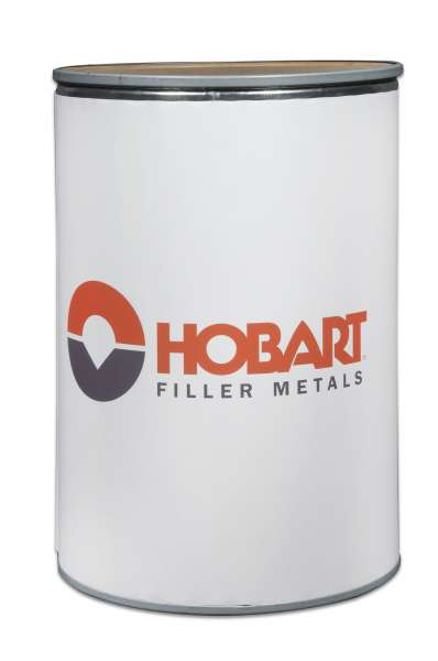 The new metal-cored wire, FabCOR F6 from Hobart