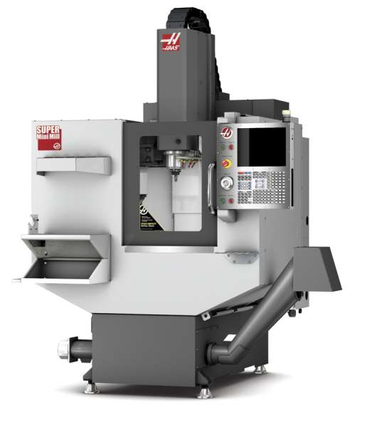 Small machining centres often offer higher performance than larger general purpose machines.